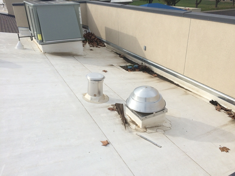 Why commercial roof maintanence is important mb technology - Important tips roof maintenance ...